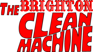 Brighton Clean Machine Logo